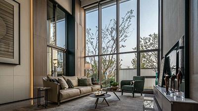 新中式装修设计方案:人文的温度189㎡二代居