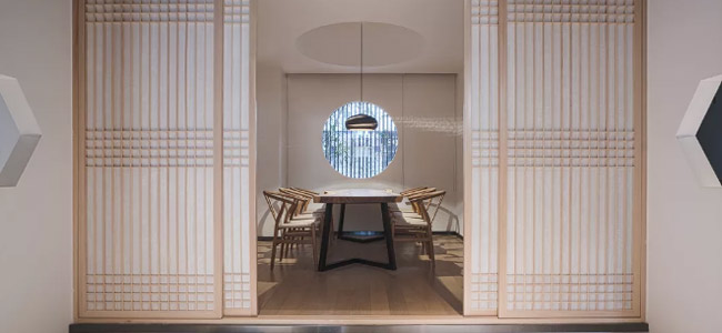新中式茶艺馆软装设计