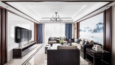 新中式软装设计优化居住环境,体验更舒适的生活方式