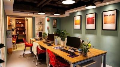 办公场所软装搭配方案,让工作效率翻倍的室内软装设计