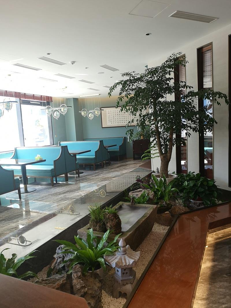 轻食餐厅室内设计