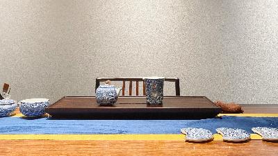 【新中式茶苑设计】茶香漫漫,日子悠然且长